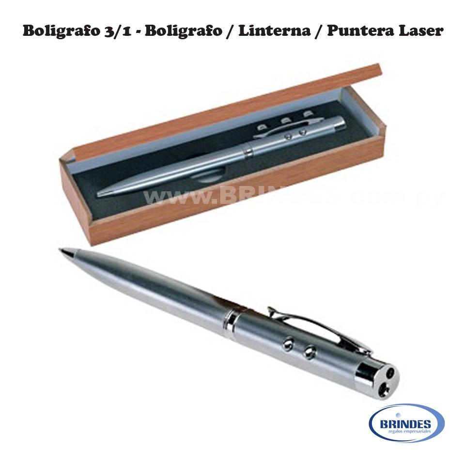 Boligrafo Laser