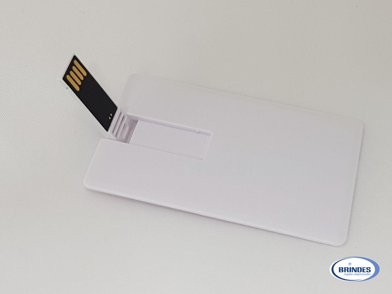 Pendrive Tarjeta PVC